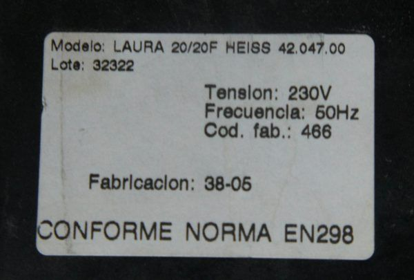 PLACA ELECTRONICA ROCA LAURA 20/20F