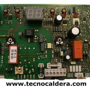 PLACA ELECTTRONICA JUNKERS EUROMAXX ZWC 2428-1MFA 23 S2800